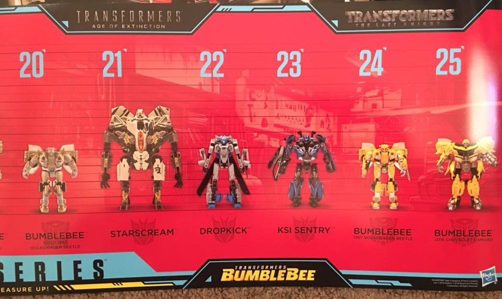 Transformers Movie Studio Series Chart Shows Full Lineup Of Upcoming Toys    Transformers movie, Transformers, Movie studio