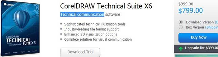 Save $279 CorelDRAW Technical Suite X6 Coupon Promo Code and Discount - coupon format