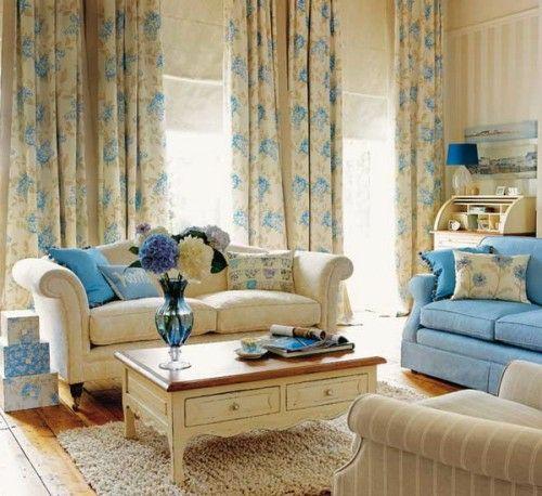 22 wunderschöne Ideen für dekorative Vorhänge zu Hause Gardinen - Gardinen Landhausstil Wohnzimmer
