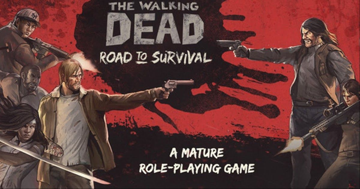 the walking dead game free download mac