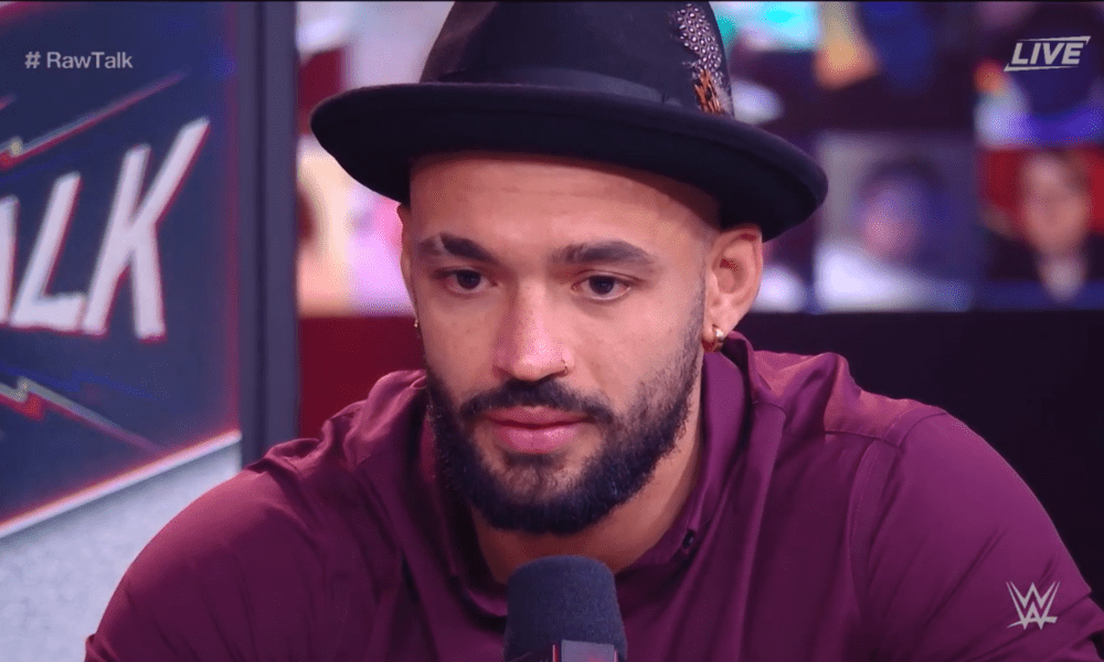 Ricochet Responds To Rumors Saying He Could Be Leaving Wwe This Week In 2021 Wrestling News Wwe News Wwe