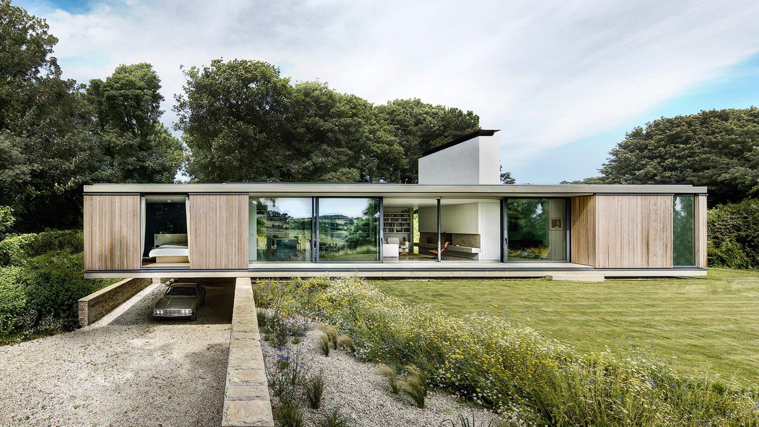 The quest swanage uk strom architects