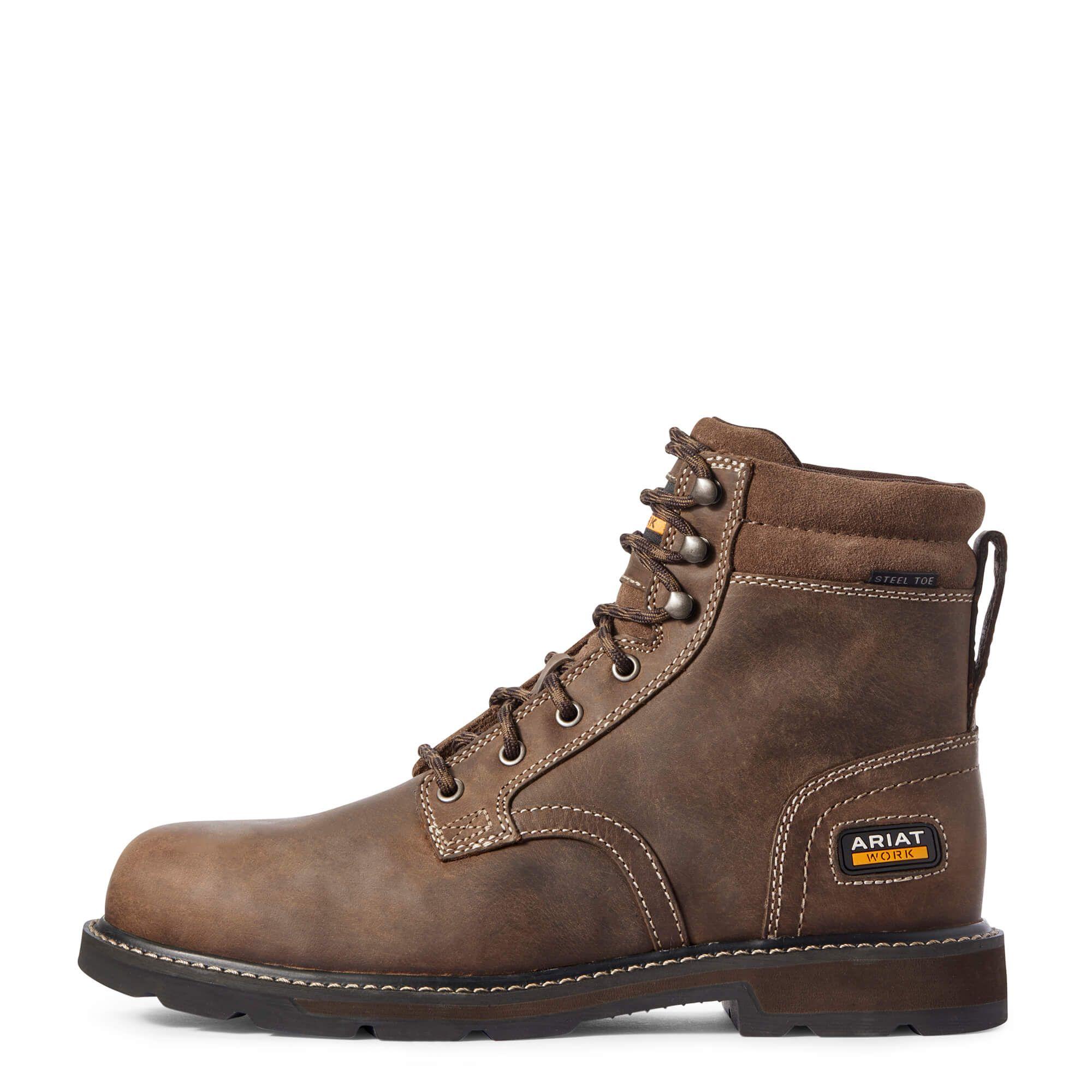 Groundbreaker 6 Ii Steel Toe Work Boot In 2020 Steel Toe Work Boots Boots Steel Toe