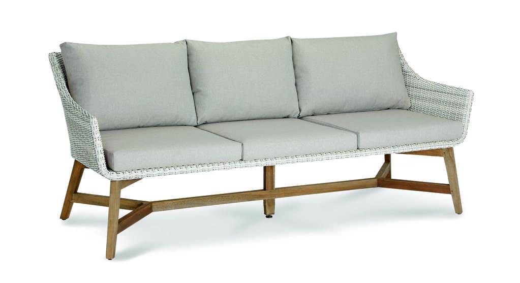 Gartensofa Best Gartensofa Lounge Couch Paterna 3 Sitzer Teakholz Alabaster 41392504 Preis Ab 1 023 99 Euro 02 05 2018 Jetzt Gartensofa Teak Holz Teakholz