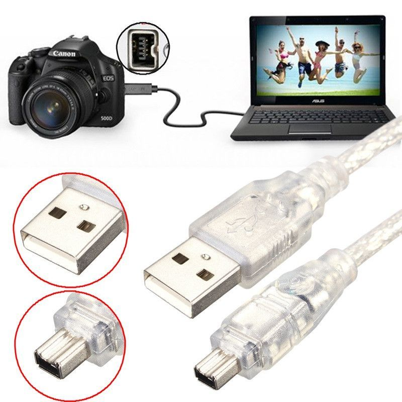 New Arrival Best Price 1.2M/4FT Highspeed USB 2.0 Male to 4 Pin ...