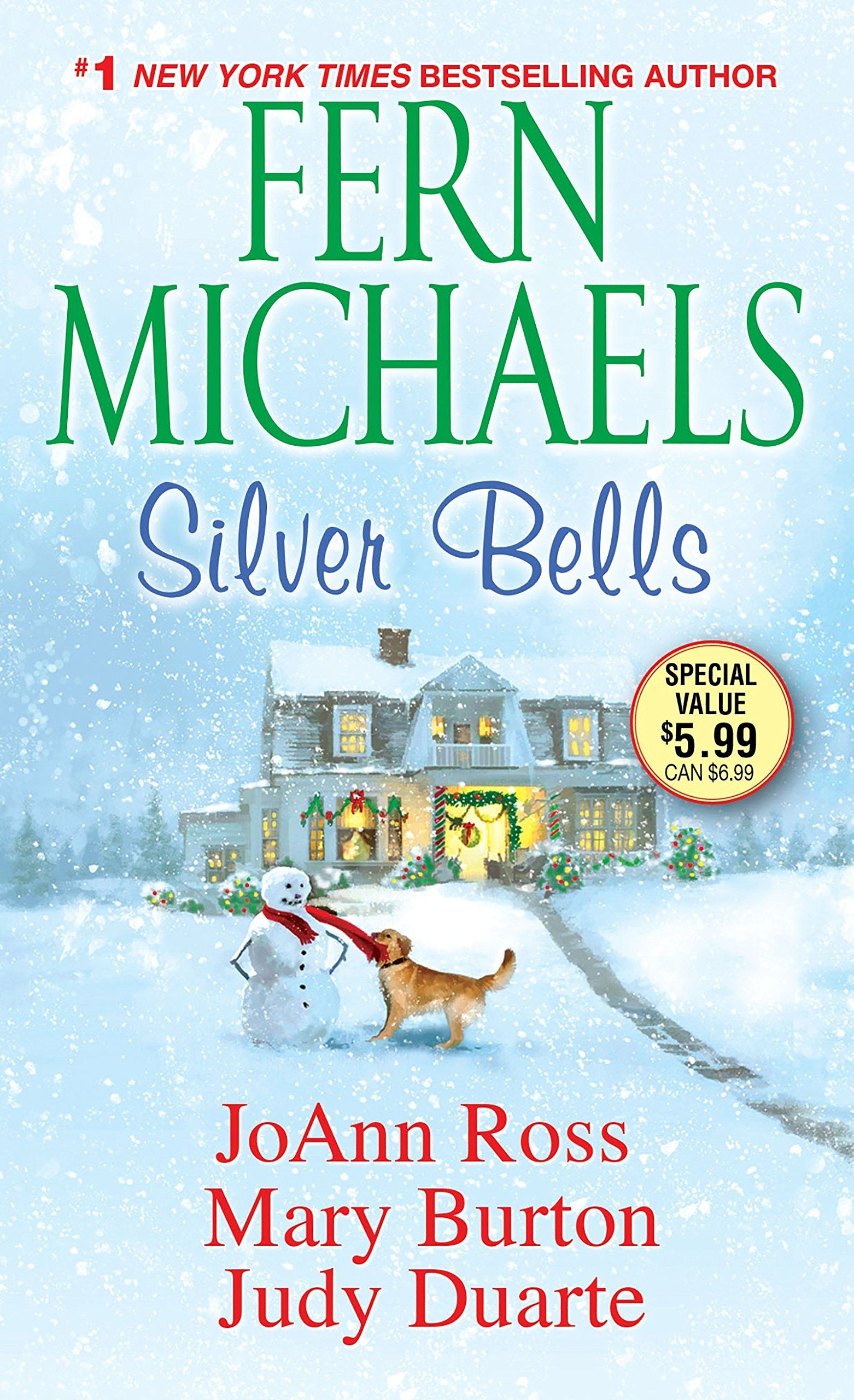 Silver Bells Fern michaels, Fern michaels books