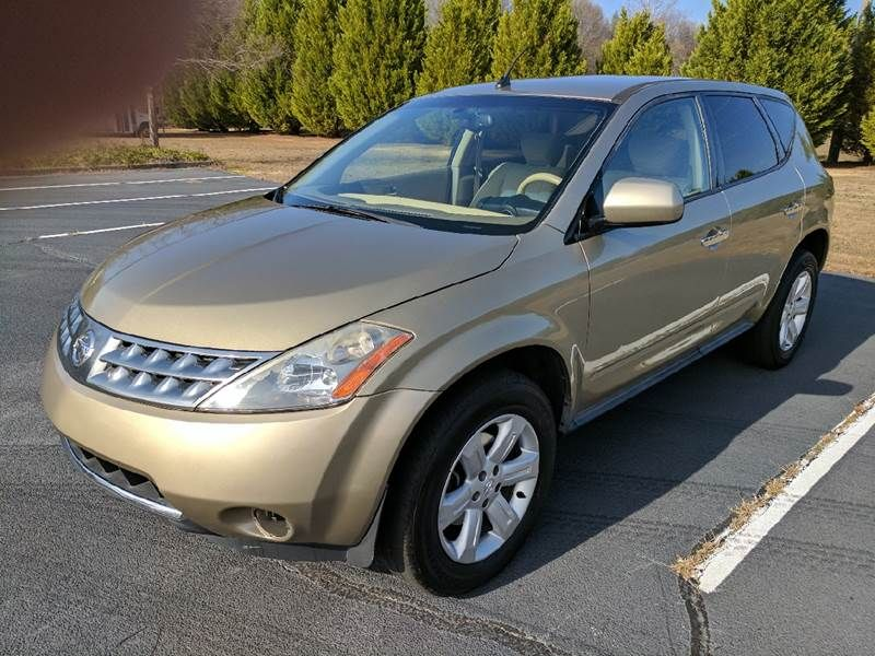 2006 Nissan Murano AWD S 4dr SUV **FOR SALE** By Ramsey