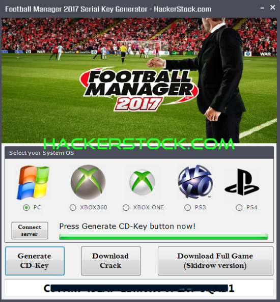 football manager 2018 serial key generator download
