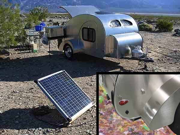 Off The Grid With Zamp Solar Power Enough To Deliver Anywhere From 4ah To 9ah Depending On Unit Size Teardrop Trailer Solar Power Charger Power Trailer