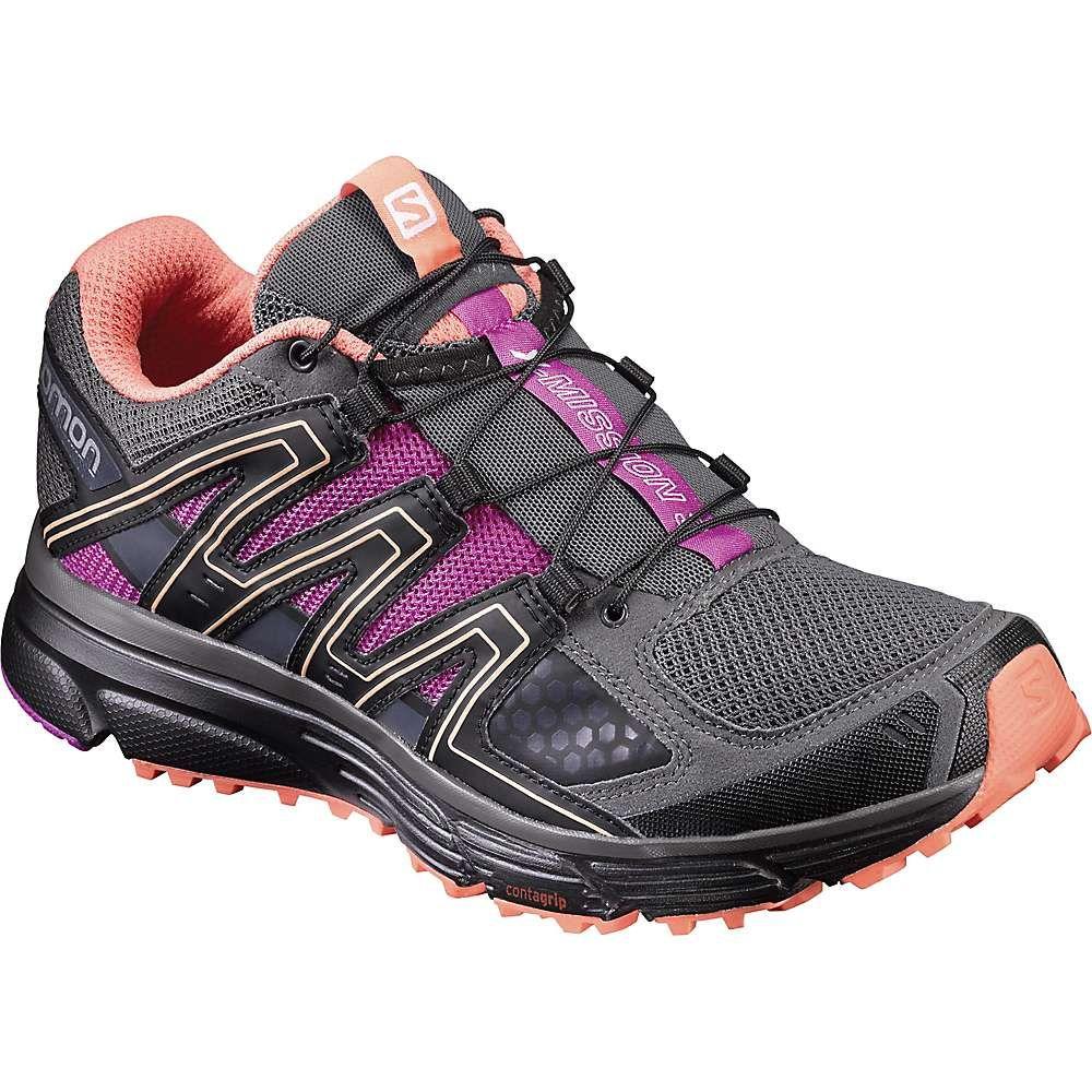 Salomon Women's XMission 3 Shoe 10.5 / Black