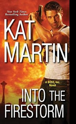 Jessica's Totally Over The Top Book Obsession: Into the Firestorm