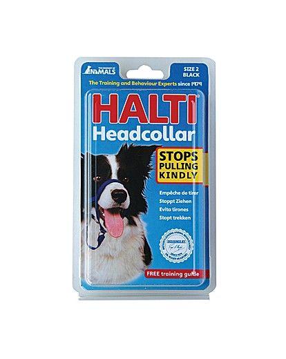 Halti Head Collar Size 2 Black Dog Collar Size Dog Skin Dog Muzzle