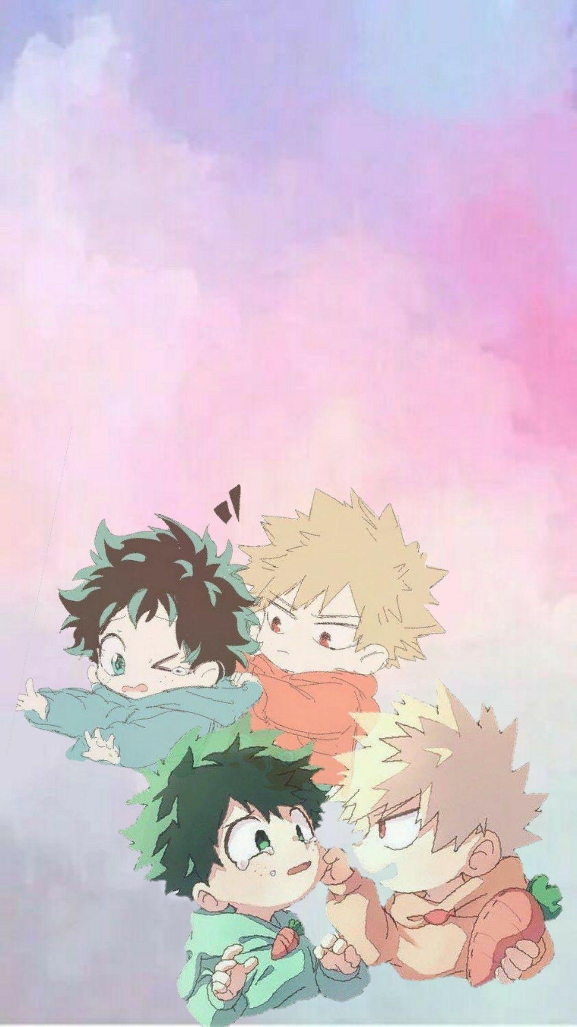 Bakudeku Wallpaper Anime Wallpaper Art
