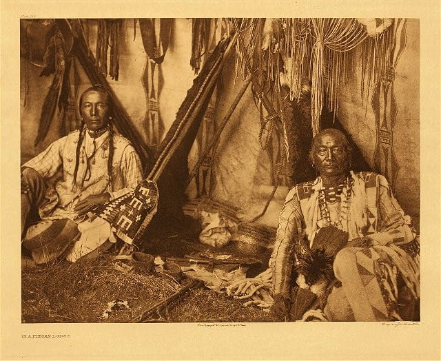 The Last Photos Of Native American Tribes