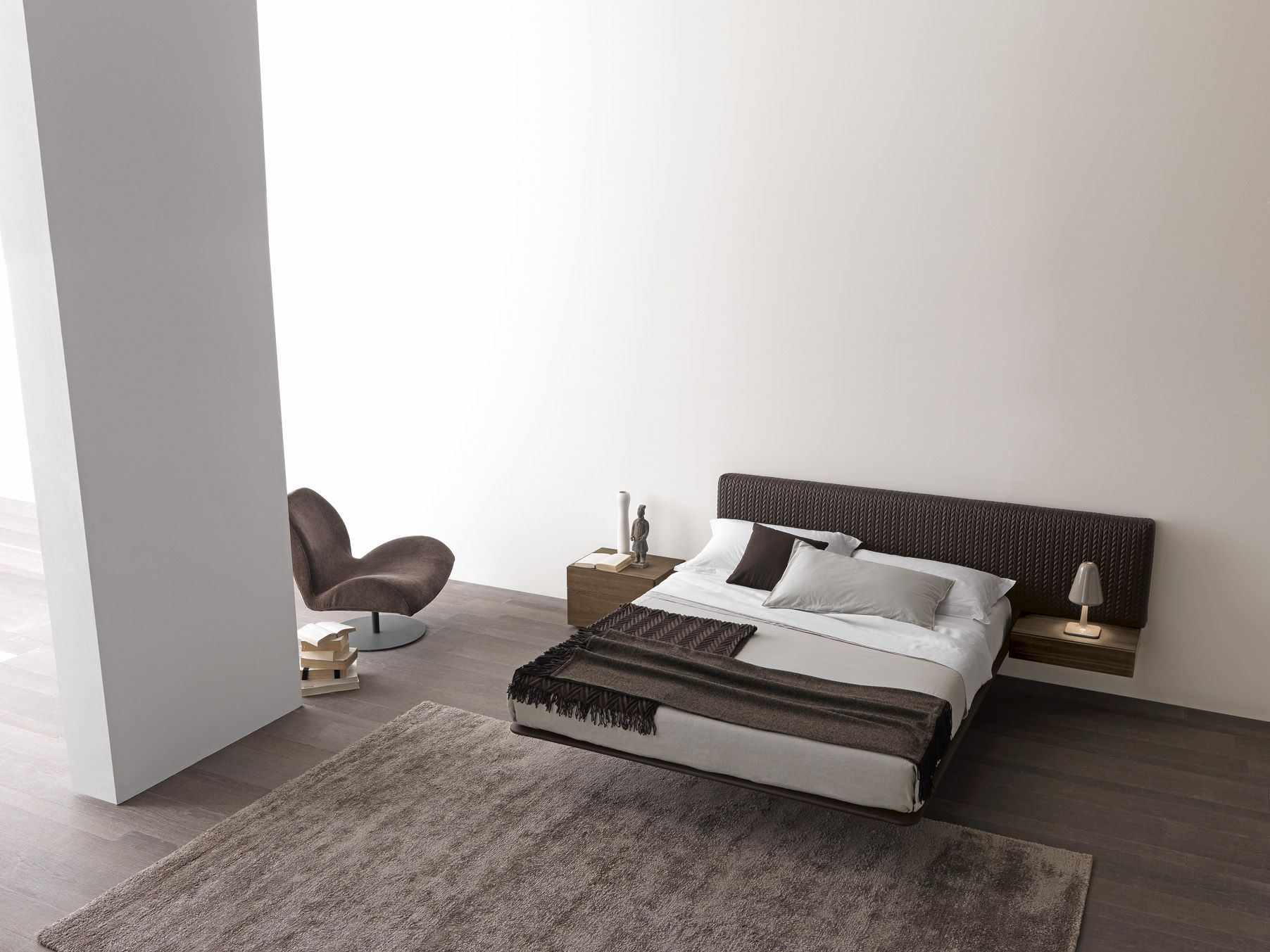 Wing system bed | PRESOTTO #bed #wingsystem #bedroom | You ...