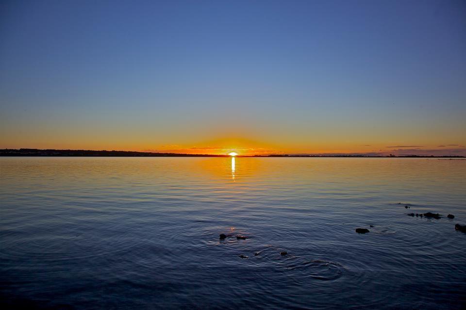 Puesta de Sol desde el Estany Pudent - Formentera - Mediterranea Pitiusa