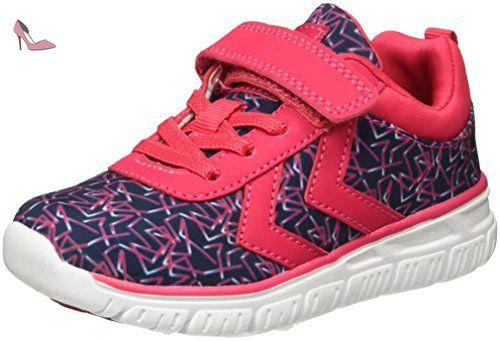 Chaussures Hummel Crosslite roses unisexe cJsgJ7bH
