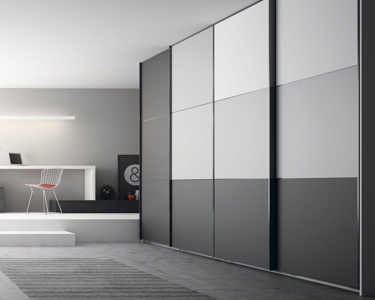 Armarios puertas correderas a medida bedroom decor - Interiores armarios empotrados puertas correderas ...