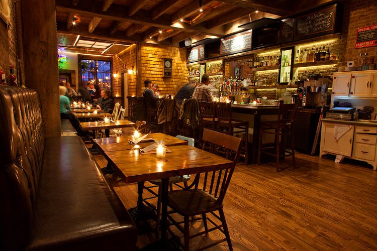 Catfish restaurant bar bedford ave crown heights