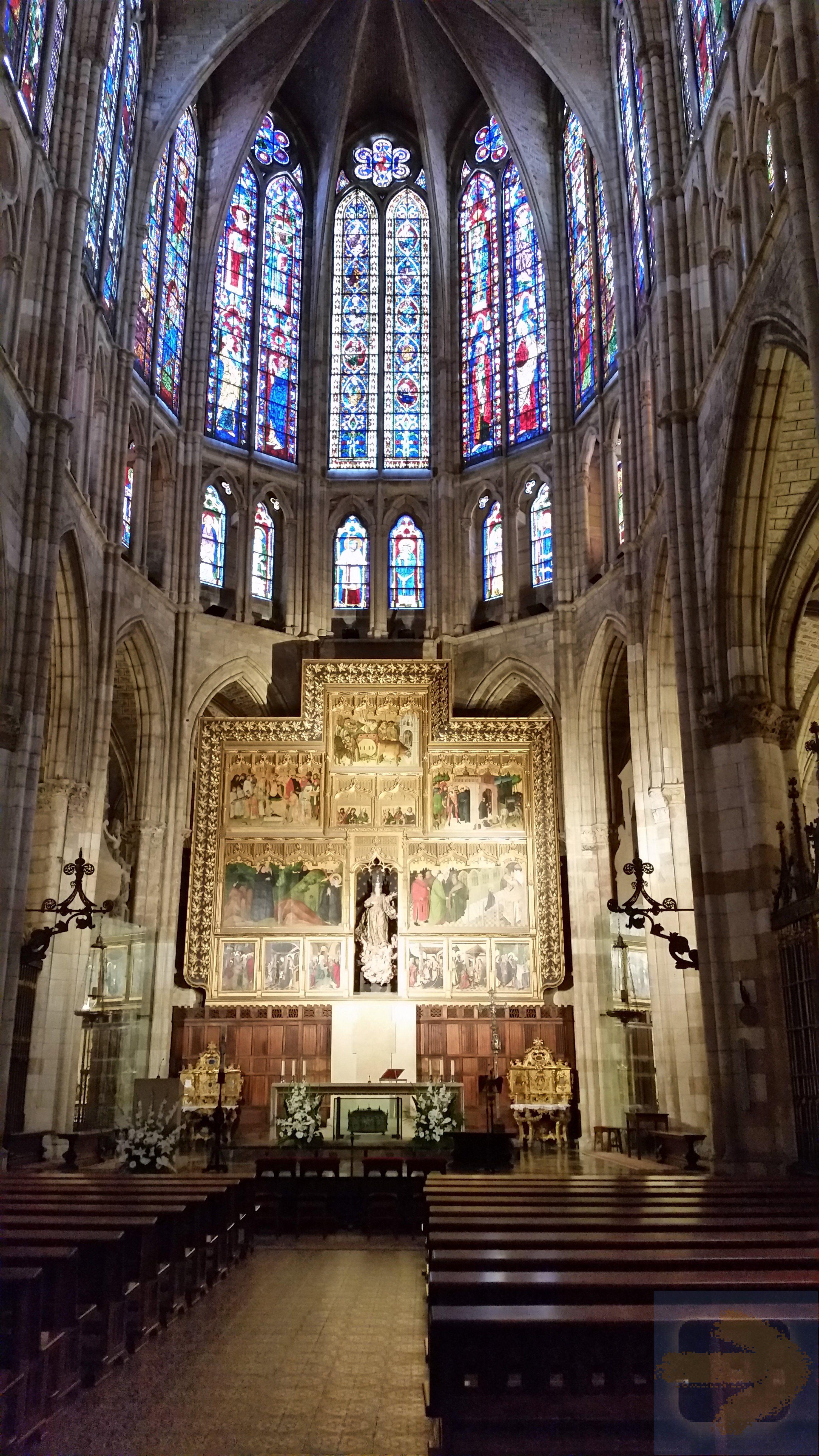 Leon kathedral