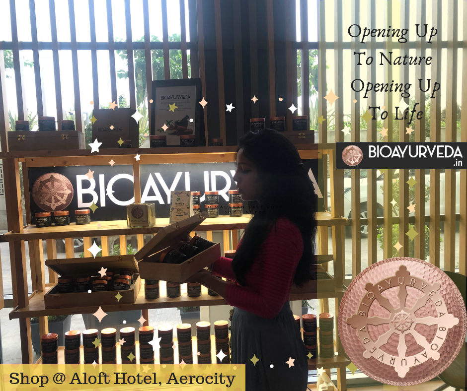 Bioayurveda Products And Packages Now Available At Urban Luxe Hotel Aloft Aerocity Aloft Aerocity Bioayurveda Ayurvedic Herbs Ayurvedic Ayurveda
