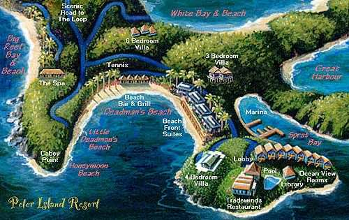 Island Resort Vacation Trips