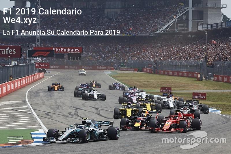 F1 2019 Calendario.F1 2019 Calendario Images Videos Trend