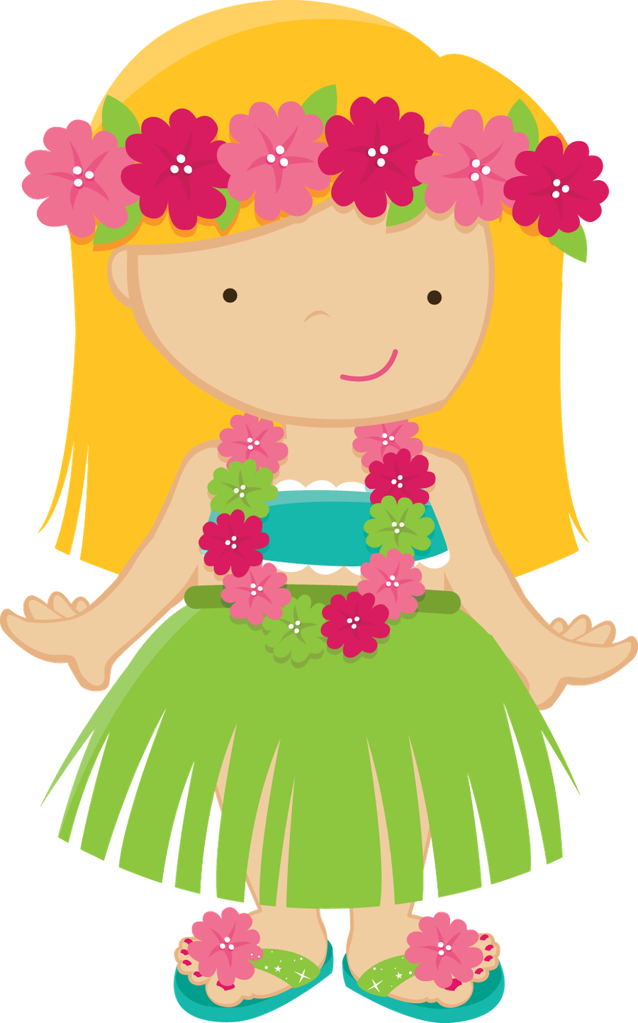 Aloha Minus Kids Clipart Clip Art Cute Clipart