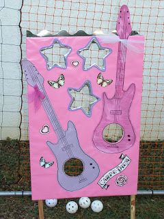 Rock Star Party Place Rock Princess Party Rock Star Party Rock Princess Party Rockstar Birthday Party