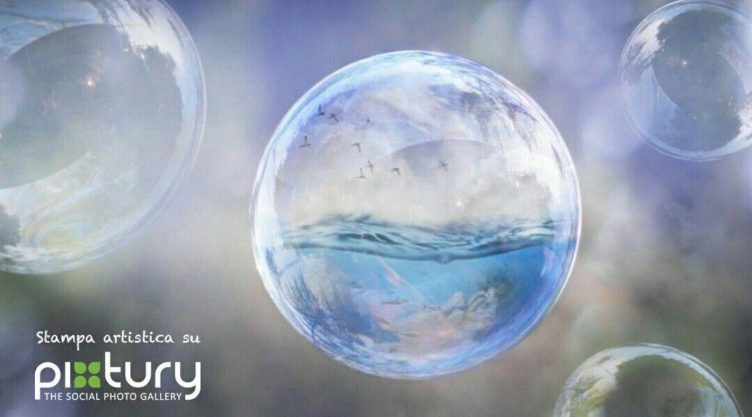 Art print - Sono le bolle. N. Barbieri