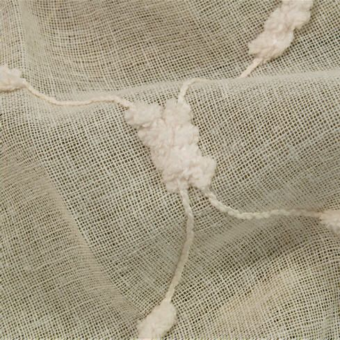 caracas neutral sheer drapery fabriccharles parsons interiors