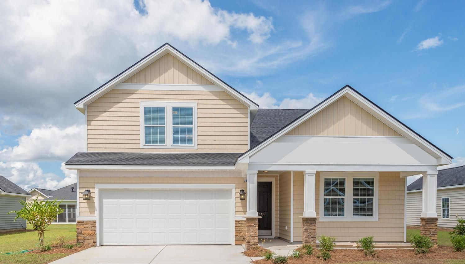 Jarvis South carolina homes, New homes for sale, New homes