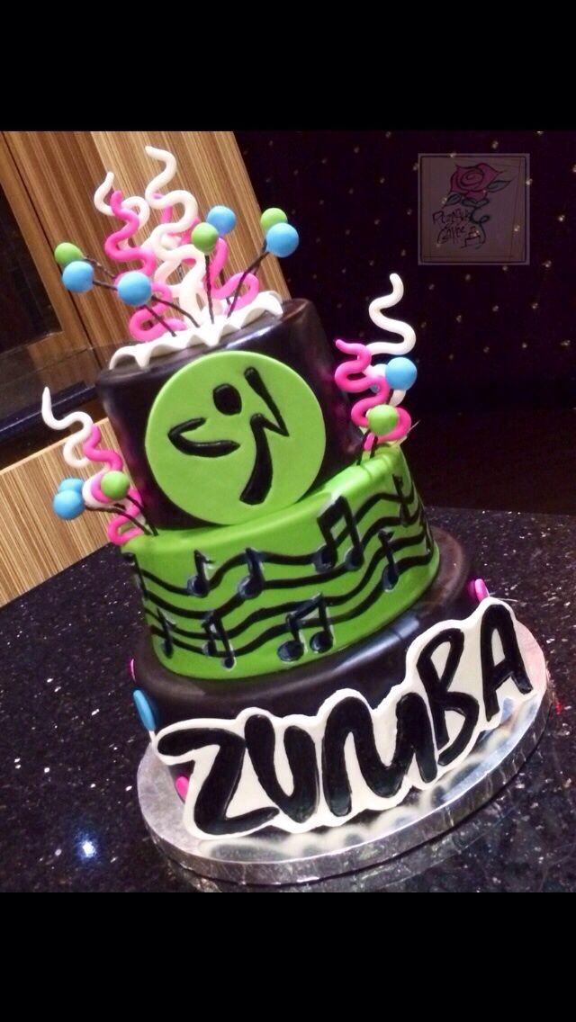 ZUMBA Fitness RozeBuds Cakes Charlotte NC wwwrozebudscakescom