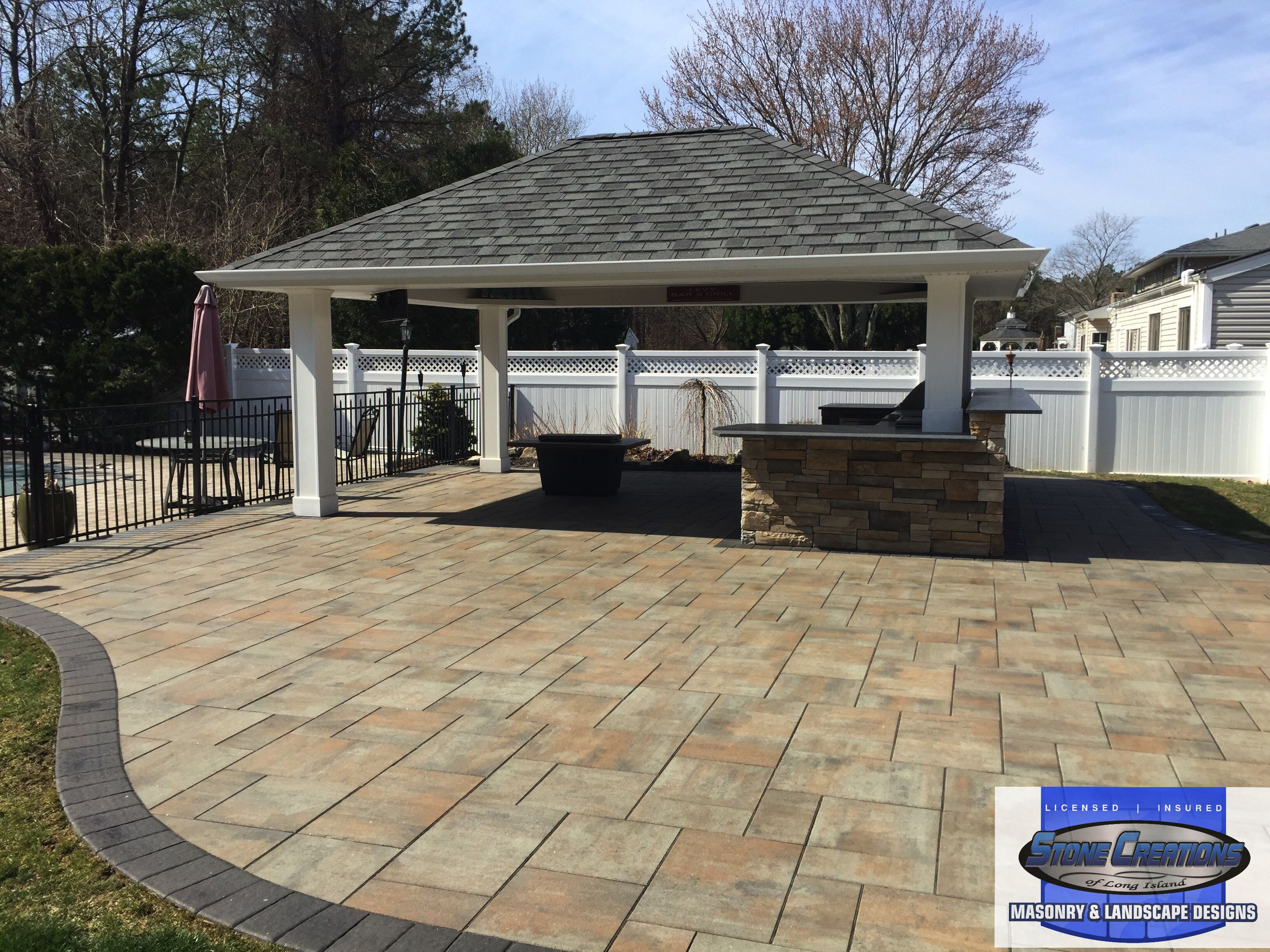 Some of the benefits of Paver Sealing •Inhibits weeds and