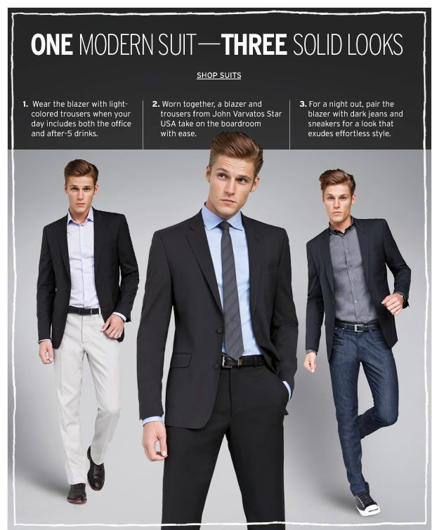 a987dad8fb3 One Modern Suit    Nordstrom. One Modern Suit    Nordstrom Mens Business  Professional ...