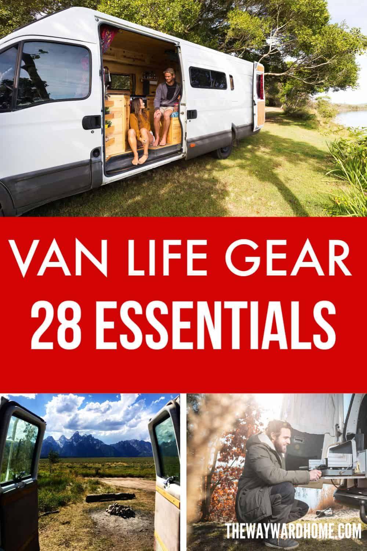 Photo of Van Life Essentials: 28 Top Picks for Campervan Gear