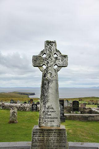 Pierre Tombale, Celtic, Écosse