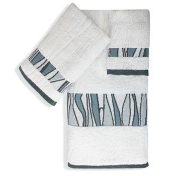 Popular Bath Shell Rummel 3 Piece Tidelines Bath Towel Set Bath