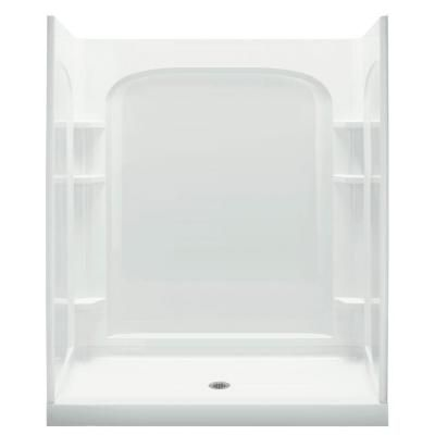 Sterling Ensemble 34 In D X 60 In W X 77 In H Curve Shower Kit