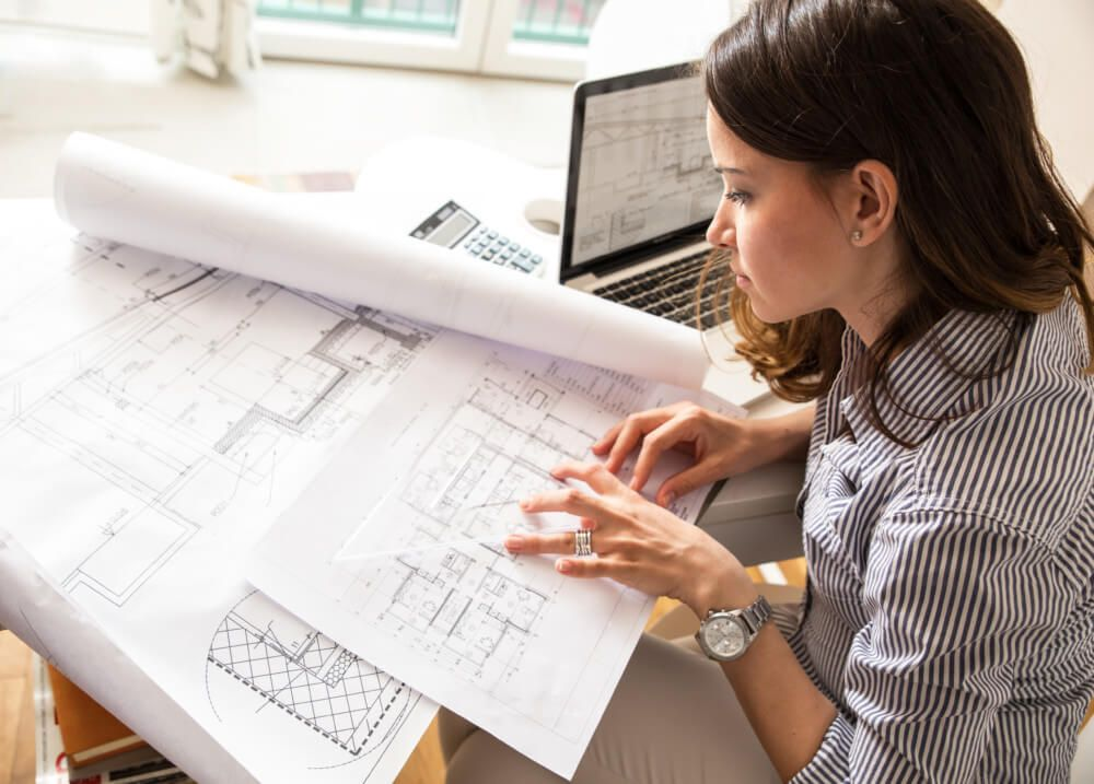 Hiring an architect what you need to know elika real - What do you learn in interior design school ...
