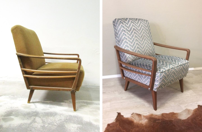Stuhl Neu Polstern liebe vintage freunde für einen stammkunden durften wir schon