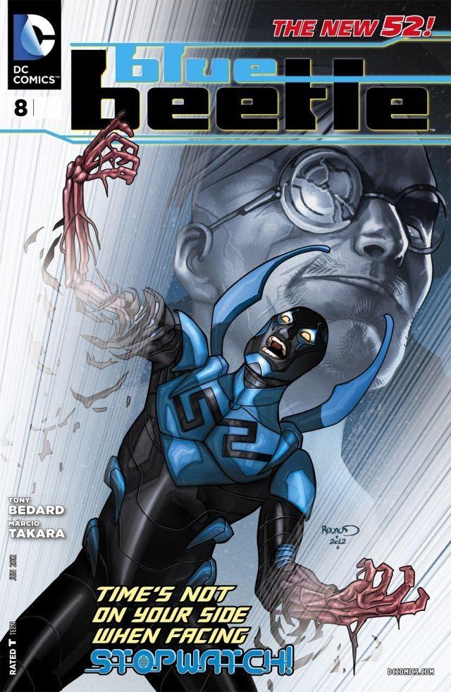 Blue Beetle #8 #BlueBeetle #New52 #DC