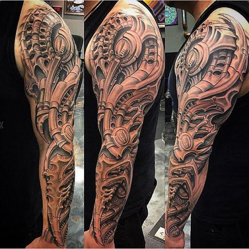tatuajes biomecanicos en 3d tattoo pinterest tatuajes biomecanicos tatuajes los mejores y. Black Bedroom Furniture Sets. Home Design Ideas