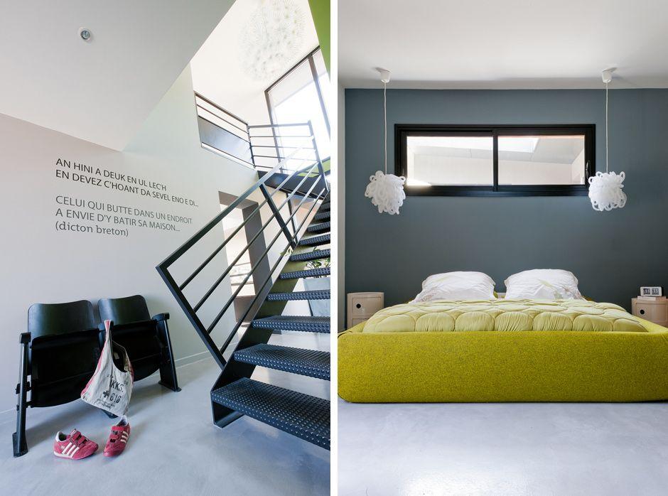 sol resine b ton cir nantes maison r sine d corative pinterest beton cir nantes et beton. Black Bedroom Furniture Sets. Home Design Ideas