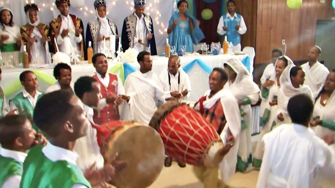 Eritrean Orthodox Tewahdo Mezmur 2017 - Best Eritrea Orthodox Wedding Pa...