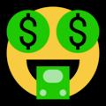Money Mouth Face Emoji Face Emoji Mouth