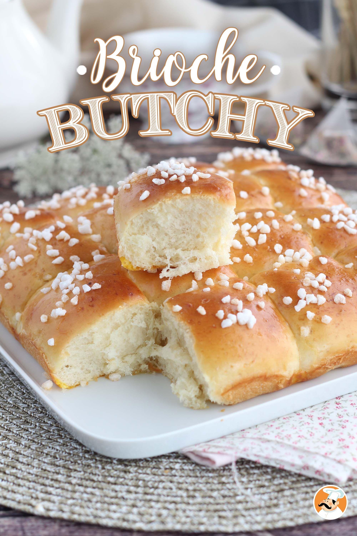 Brioche Butchy - Brioche sans beurre | Recette en 2020 ...