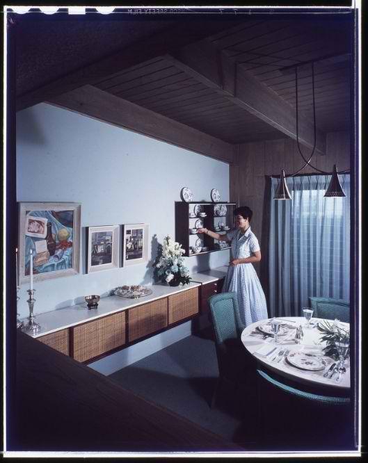 1940's Interior Design Ideas | Dining room interior design ...