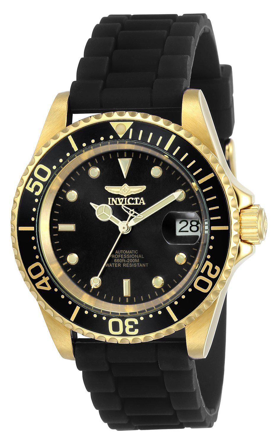 e9d836a07 Invicta Pro Diver Men's 40mm Automatic Watch - Model 23681 ...