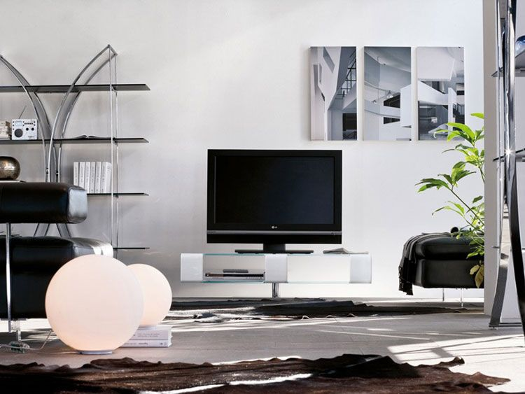 Mobile porta Tv dal design moderno n.08 | Arredare living ...